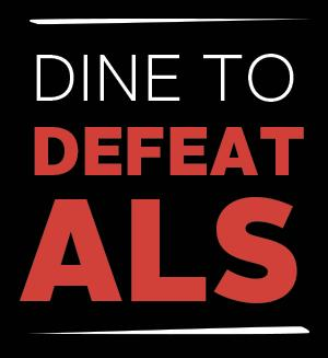 Dine to Defeat ALS Logo